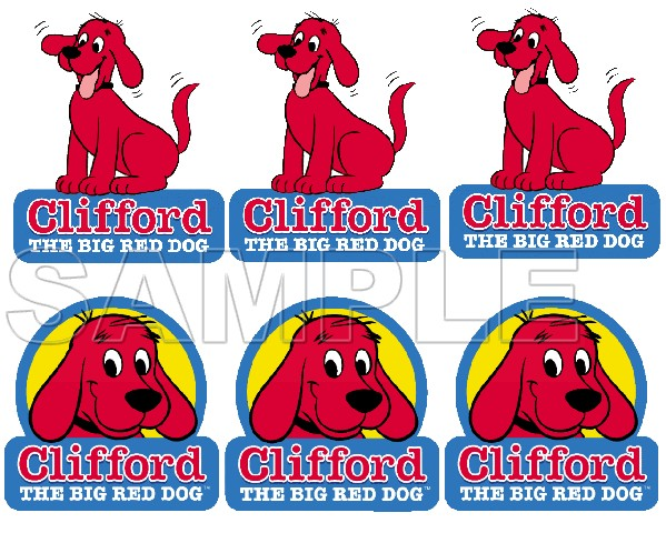 clifford the big red dog birthday card ; Clifford_Big_Red_Dog_Shirt_Iron_On_Transfer_011