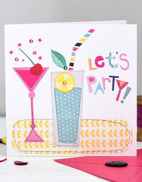 cocktail birthday card ; card-crush-greetings-georgia-breeze-greeting-cards-cocktails-birthday-card-lets-party-birthday-card-F13-470x600