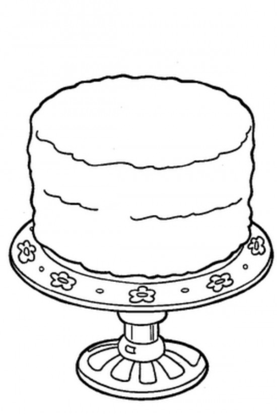 color a birthday cake ; birthday-cake-coloring-page_92232