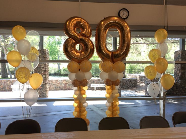 color theme for 80th birthday party ; 6b6931de28088f2dae9037c122614c57--th-birthday-party-ideas-th-birthday-decorations