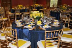 color theme for 80th birthday party ; b183c4304bd2c35722382fc15332d0aa--th-birthday-parties-yellow-table
