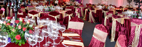 color theme for 80th birthday party ; barbig