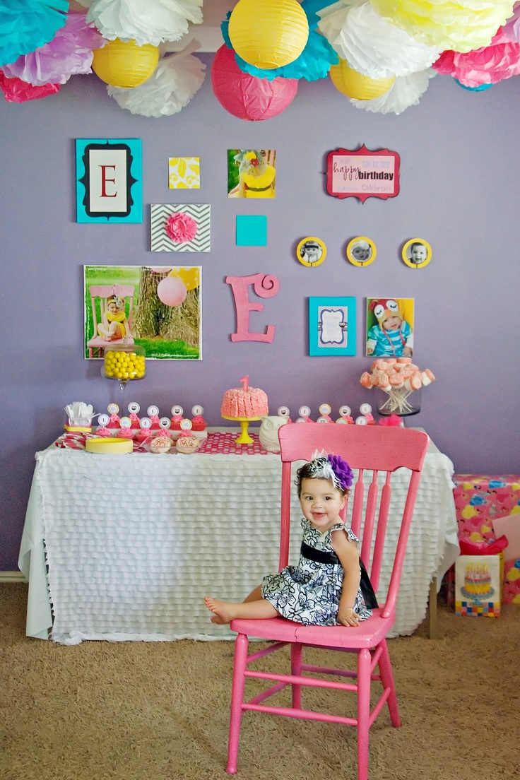 color themed birthday party ideas ; 613ea65dcaaae813b7eaf773247be542--pink-birthday-birthday-party-ideas