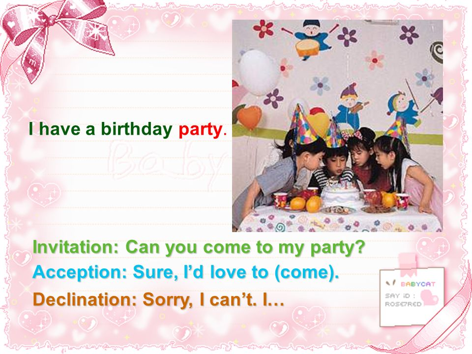 come to my birthday party invitation ; slide_3