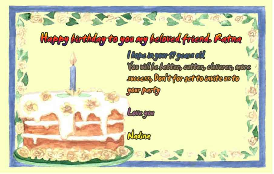 contoh greeting card happy birthday ; contoh-greeting-card-ulang-tahun
