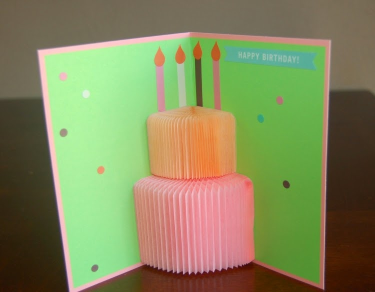 cool birthday card ideas to make ; handmade-birthday-card-ideas-of-candles
