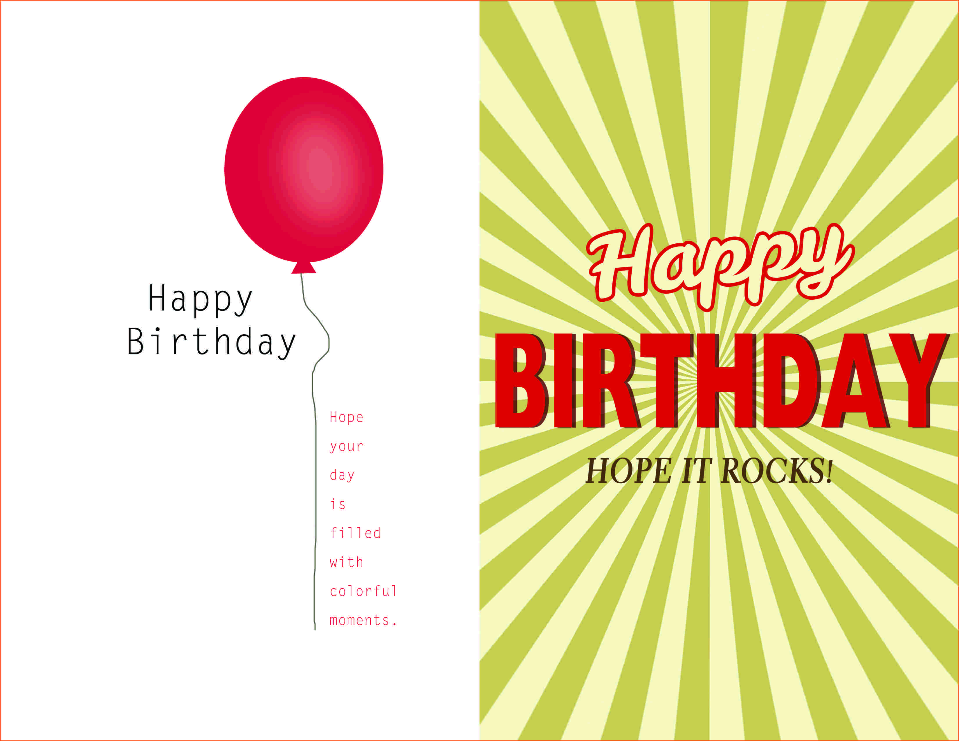 cool birthday card templates ; Birthday-Card-Templates-And-Get-Ideas-How-To-Make-Fantastic-Birthday-Card-Appearance-1