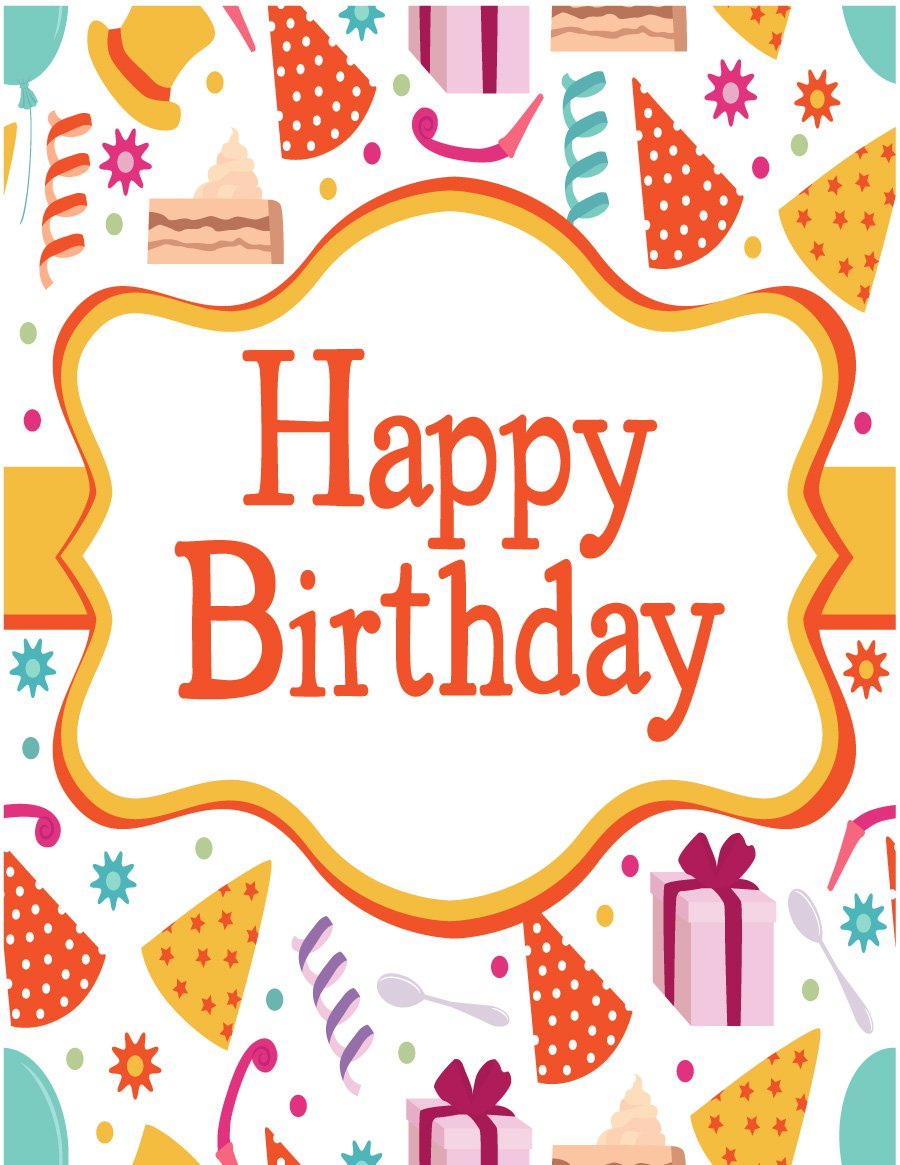 cool birthday card templates ; birthday-card-template-25