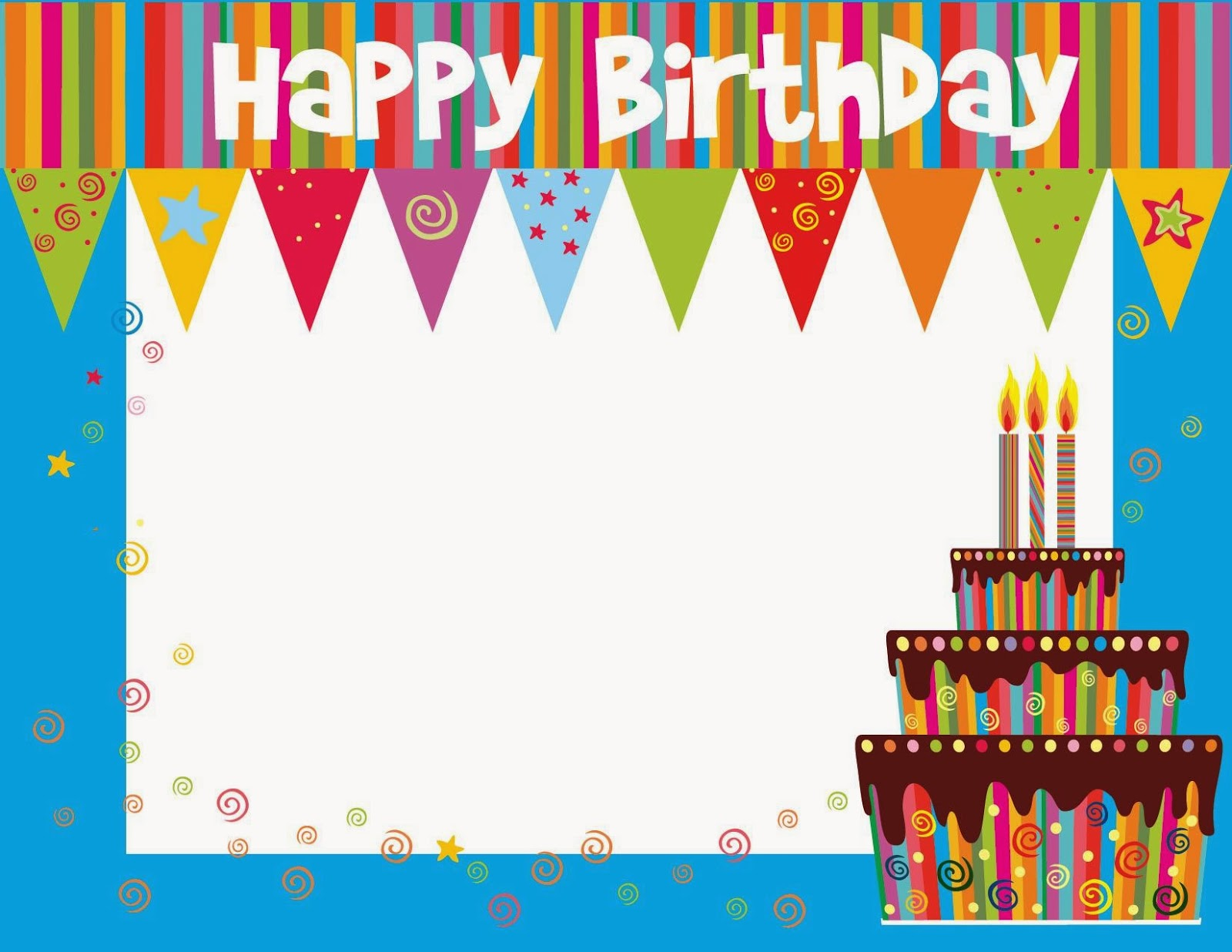 create a birthday card online printable ; free+printable+birthday+cards