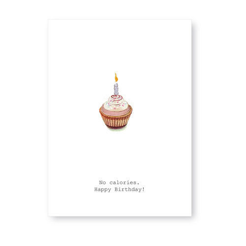 cupcake birthday card ; 16m50_grande