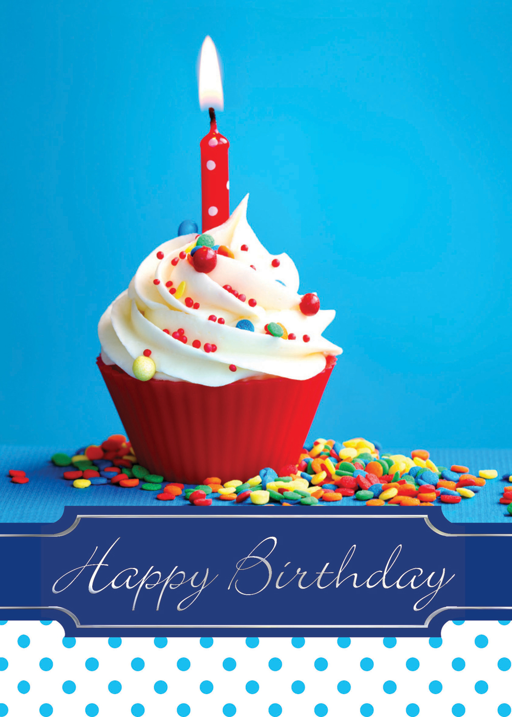cupcake birthday card ; a4903bd_0_zoom