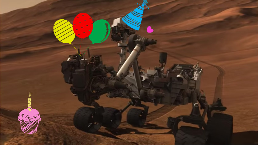 curiosity mars rover happy birthday ; Screen-Shot-2016-08-04-at-8