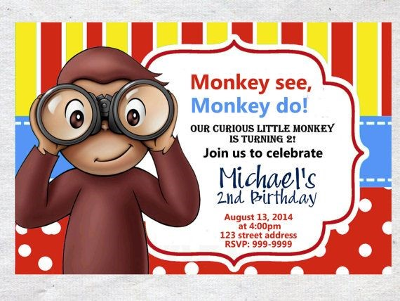 curious george birthday invitation template ; Remarkable-Curious-George-Birthday-Invitations-Which-You-Need-To-Make-Free-Printable-Birthday-Invitations