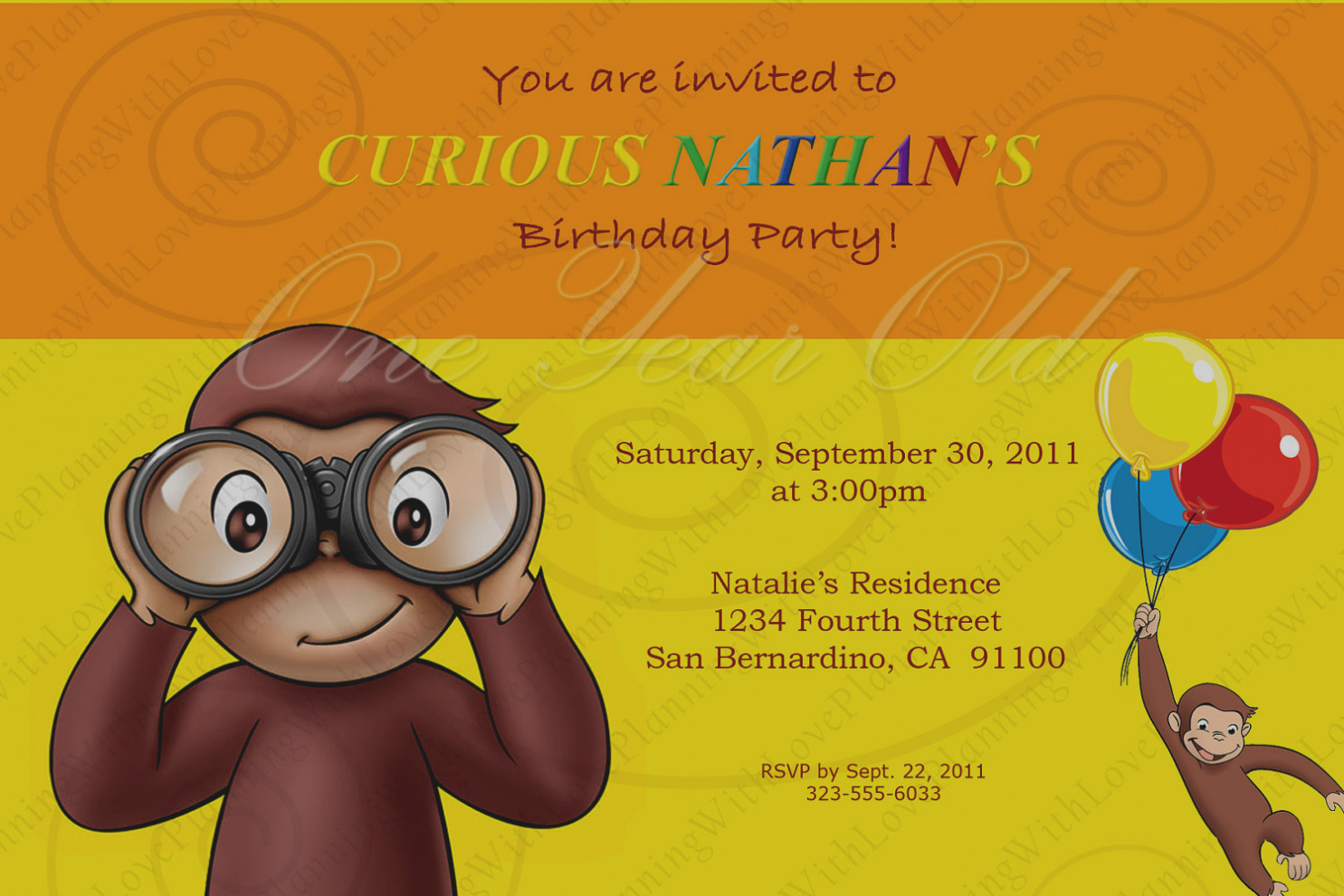 curious george birthday invitation template ; new-curious-george-birthday-invitation-template-party-invitations-yourweek-a37663eca25e