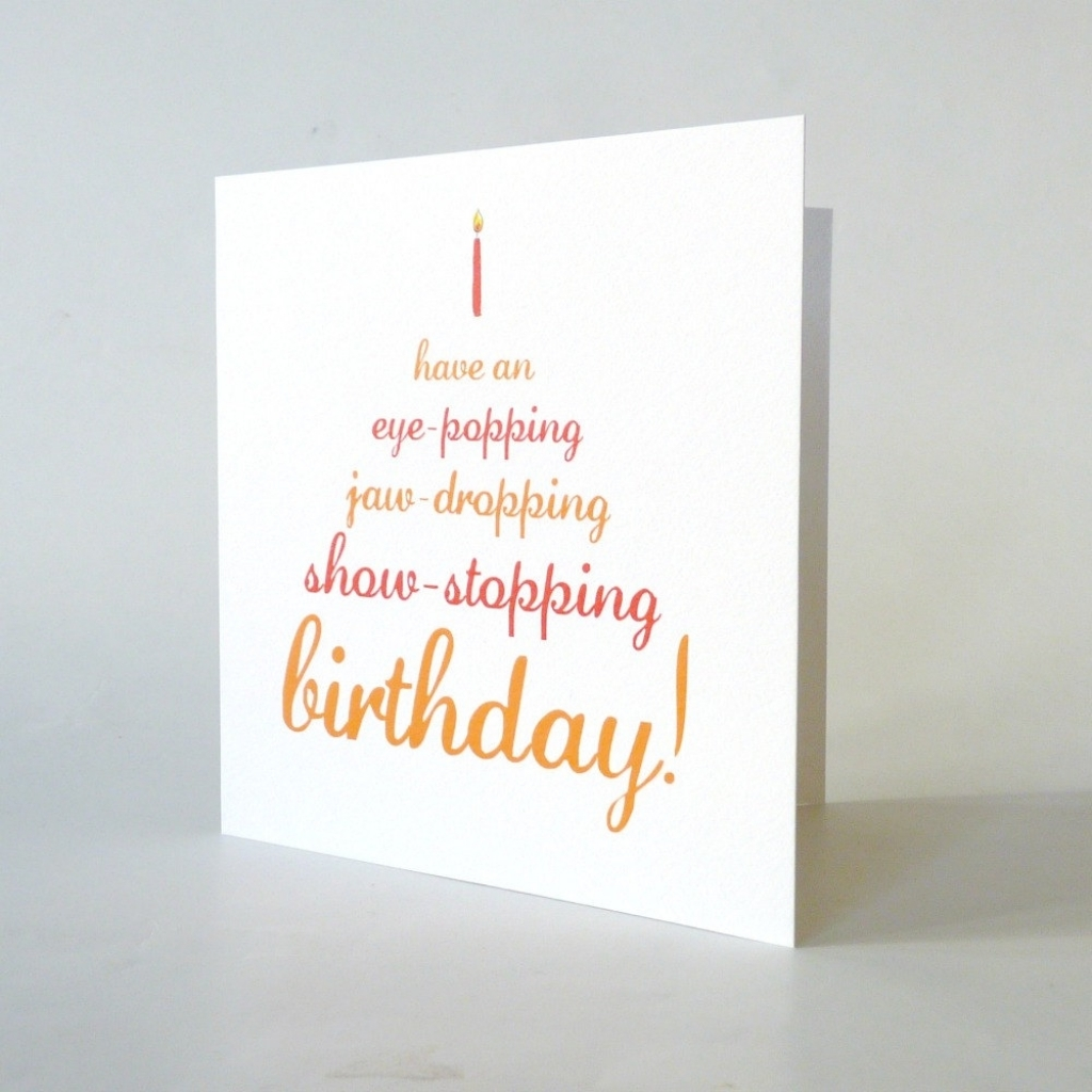 cute birthday card designs ; funny-birthday-card-cute-vintage-typography-cake-candle-3
