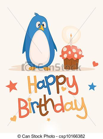 cute birthday pics ; cute-happy-birthday-card-eps-vector_csp10166382