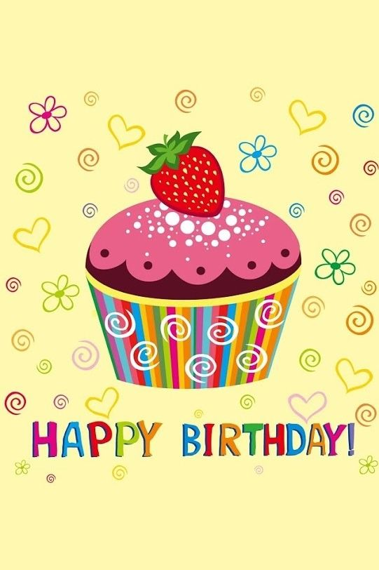 cute happy birthday pictures ; 165909-Cute-Happy-Birthday-Cupcake