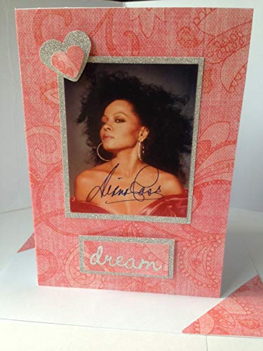 diana ross birthday card ; 71aaTUG%252BzgL