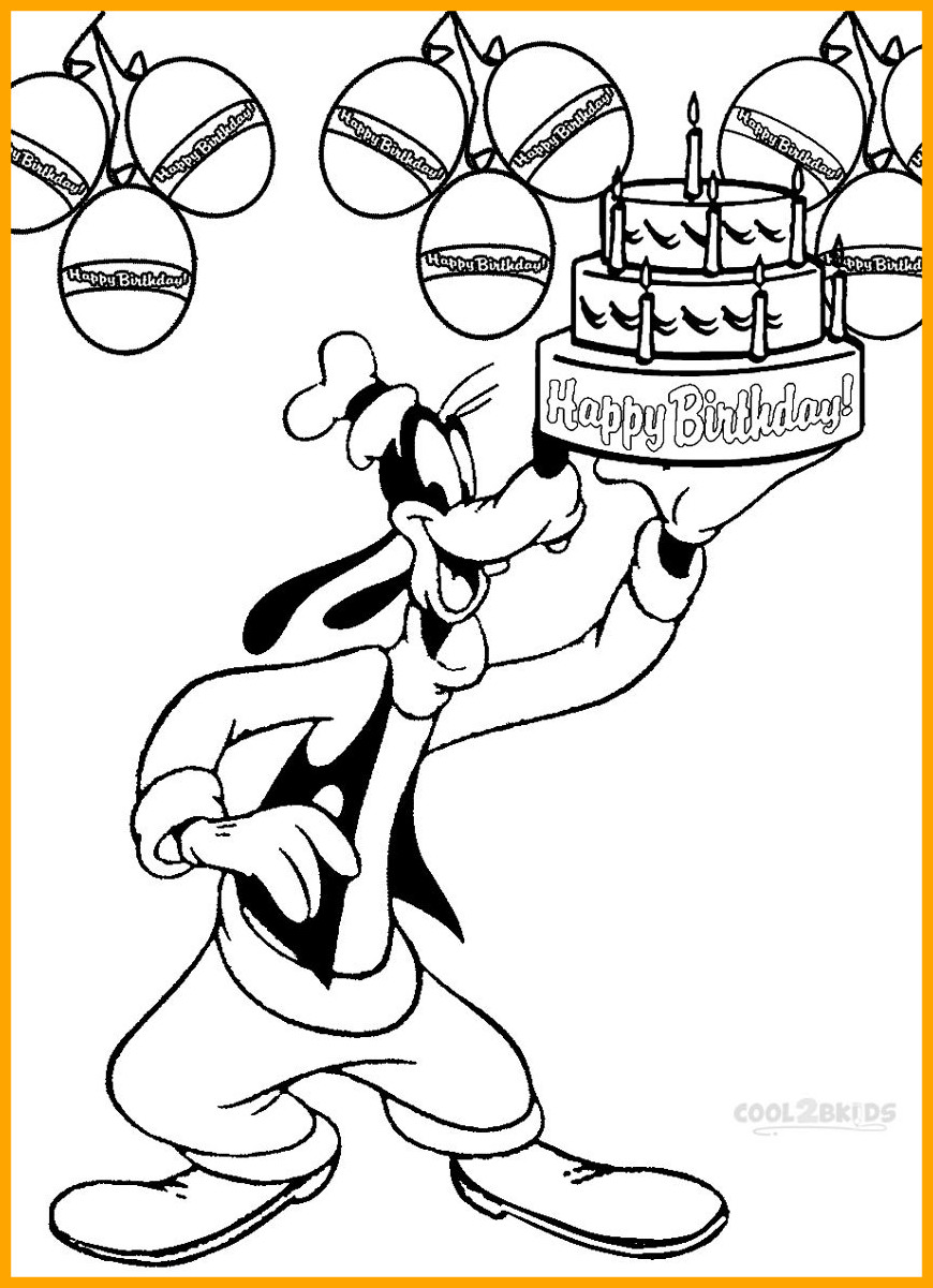 disney happy birthday coloring pages ; best-printable-goofy-coloring-pages-for-kids-cool-bkids-disney-image-of-happy-birthday-styles-and-pics-trend