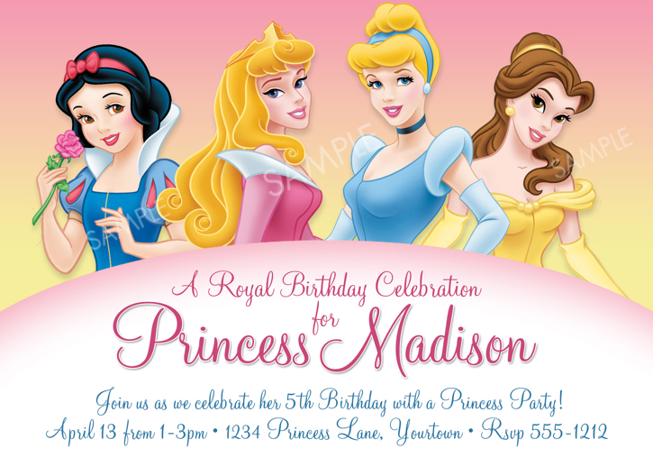 disney princess photo birthday invitations ; disney-princess-birthday-invitations-for-invitations-your-Birthday-Invitation-Templates-by-implementing-foxy-motif-concept-19