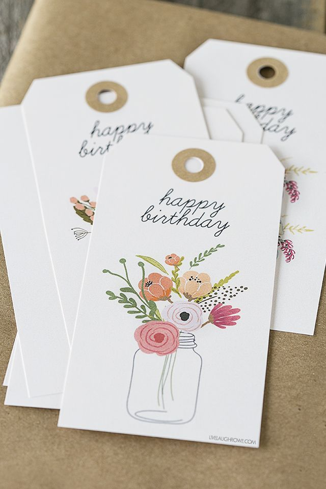 diy birthday gift tags ; diy-gift-wrapping-ideas-free-printable-birthday-gift-tags-livelaughrowe-com