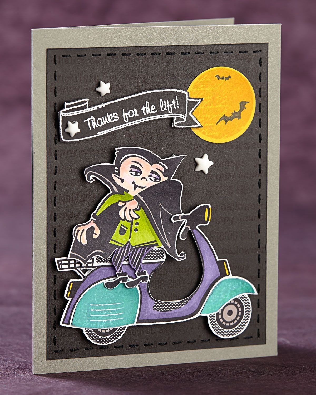 dracula birthday card ; dracula-birthday-card-inspirational-look-at-dracula-cruising-through-the-night-aboard-the-scooter-from-of-dracula-birthday-card