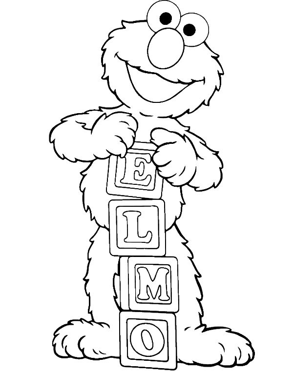 elmo birthday coloring pages to print ; 3bef805415330affce2839fb02010d93--name-coloring-pages-coloring-pages-to-print