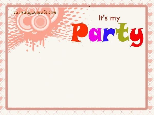 facebook birthday invitation wording ; birthday-invitation-samples-1
