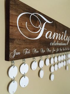 family birthday calendar sign ; 7efb5745c1a6d9126cdda218b951a420--family-birthday-calendar-family-birthday-board