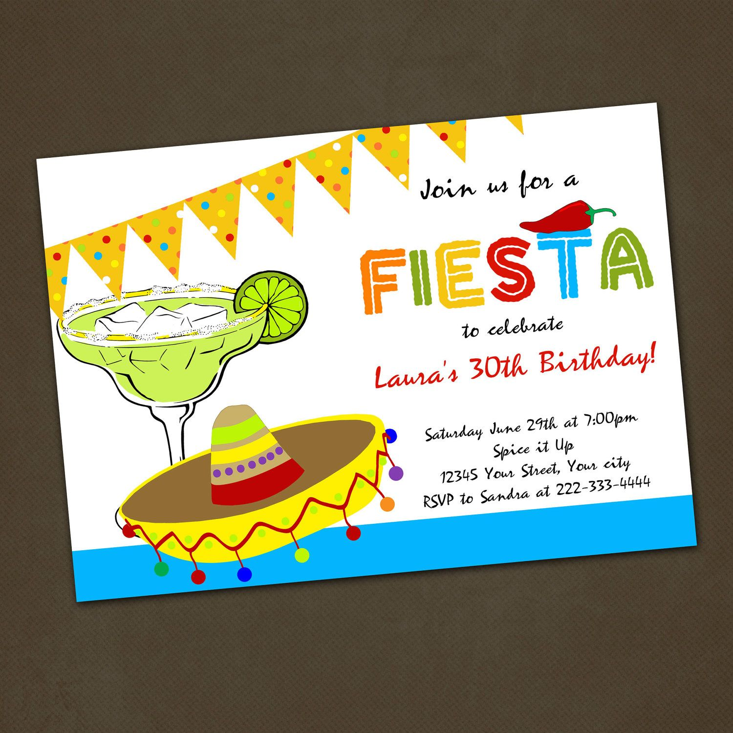 fiesta birthday card ; c9c5ee21ecd7cd8da9334646681bf8d6