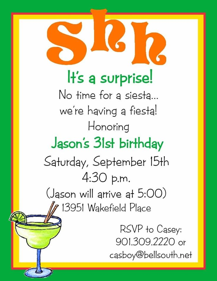 fiesta birthday party invitation wording ; 377371af54d5650b93a98569a02e4a46--surprise-birthday-invitations-invitation-wording