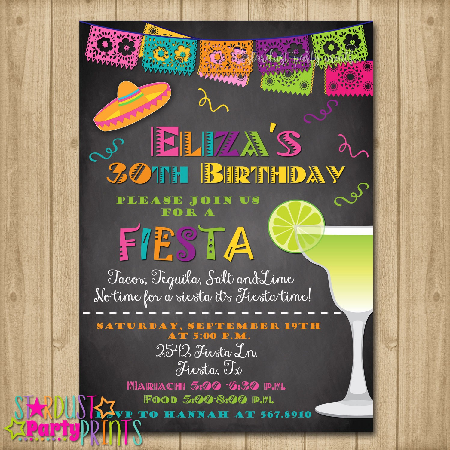 fiesta birthday party invitation wording ; invitation-wording-for-mexican-party-valid-fiesta-party-invitations-sansalvaje-of-invitation-wording-for-mexican-party