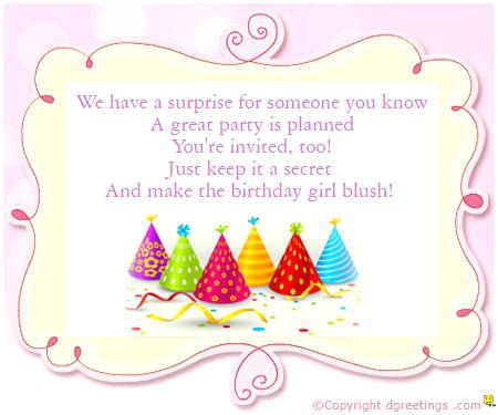 Fifth Birthday Invitation Wording 5th Message Cards