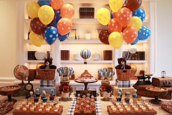 first baby boy birthday picture ideas ; hot-air-balloon-first-birthday-party-ideas-for-boys-33055