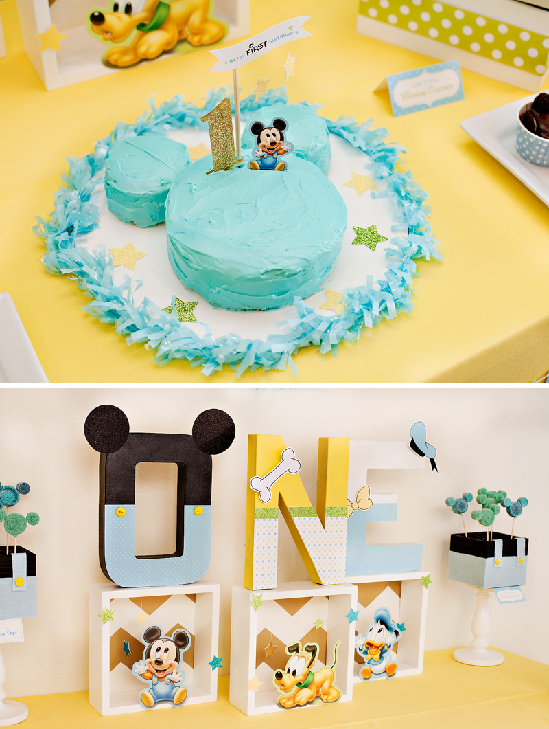 first baby boy birthday picture ideas ; mickey-mouse-first-birthday-party_1