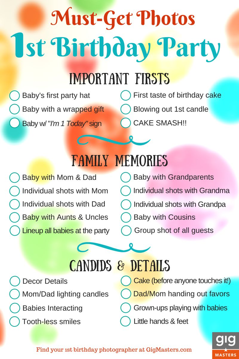 first birthday party checklist printable ; First-Birthday-Party-Checklist-Printable