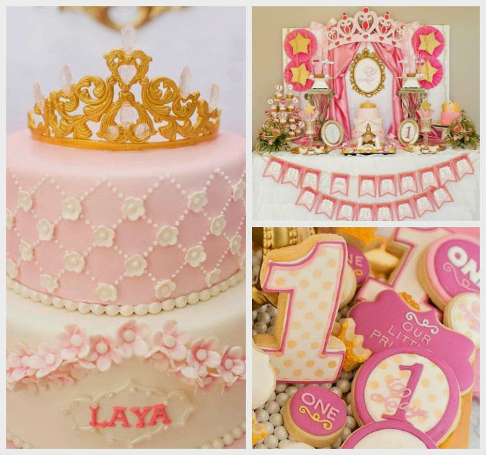 first birthday party themes ; royall