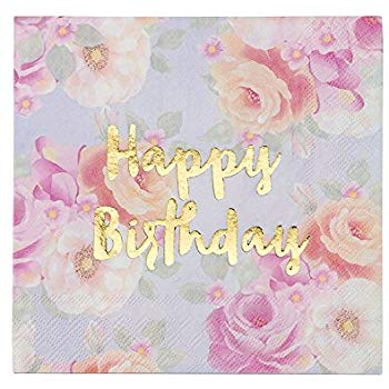 floral happy birthday images ; 51Mm7uUVPDL