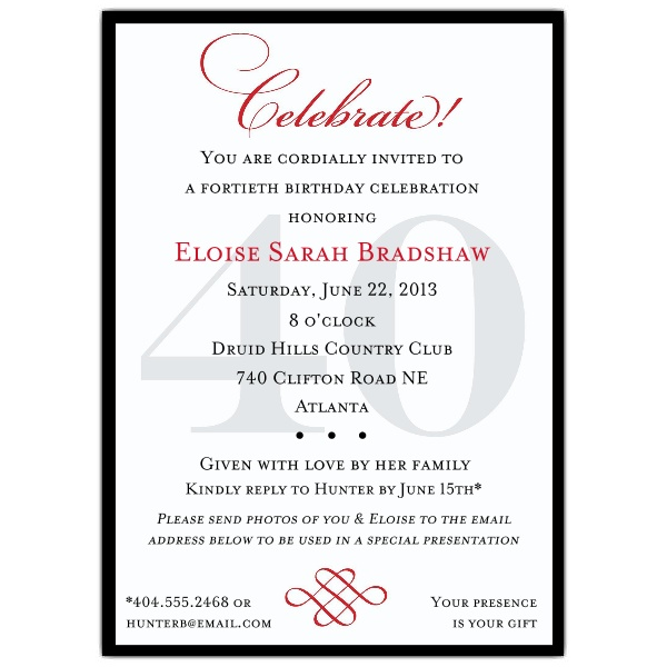 forty birthday party invitation wording ; 40th-birthday-wording-for-invitations-wording-for-40th-birthday-party-invitation-classic-40th-birthday
