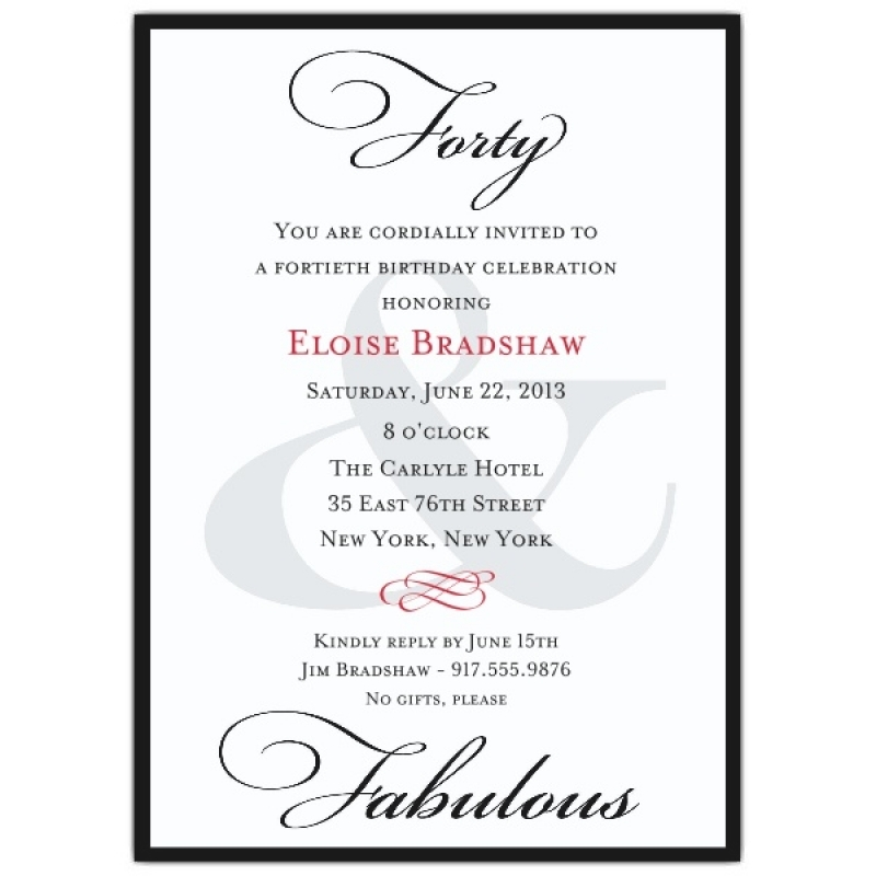 forty birthday party invitation wording ; funny-th-birthday-party-invitation-wording-pascalgoespop