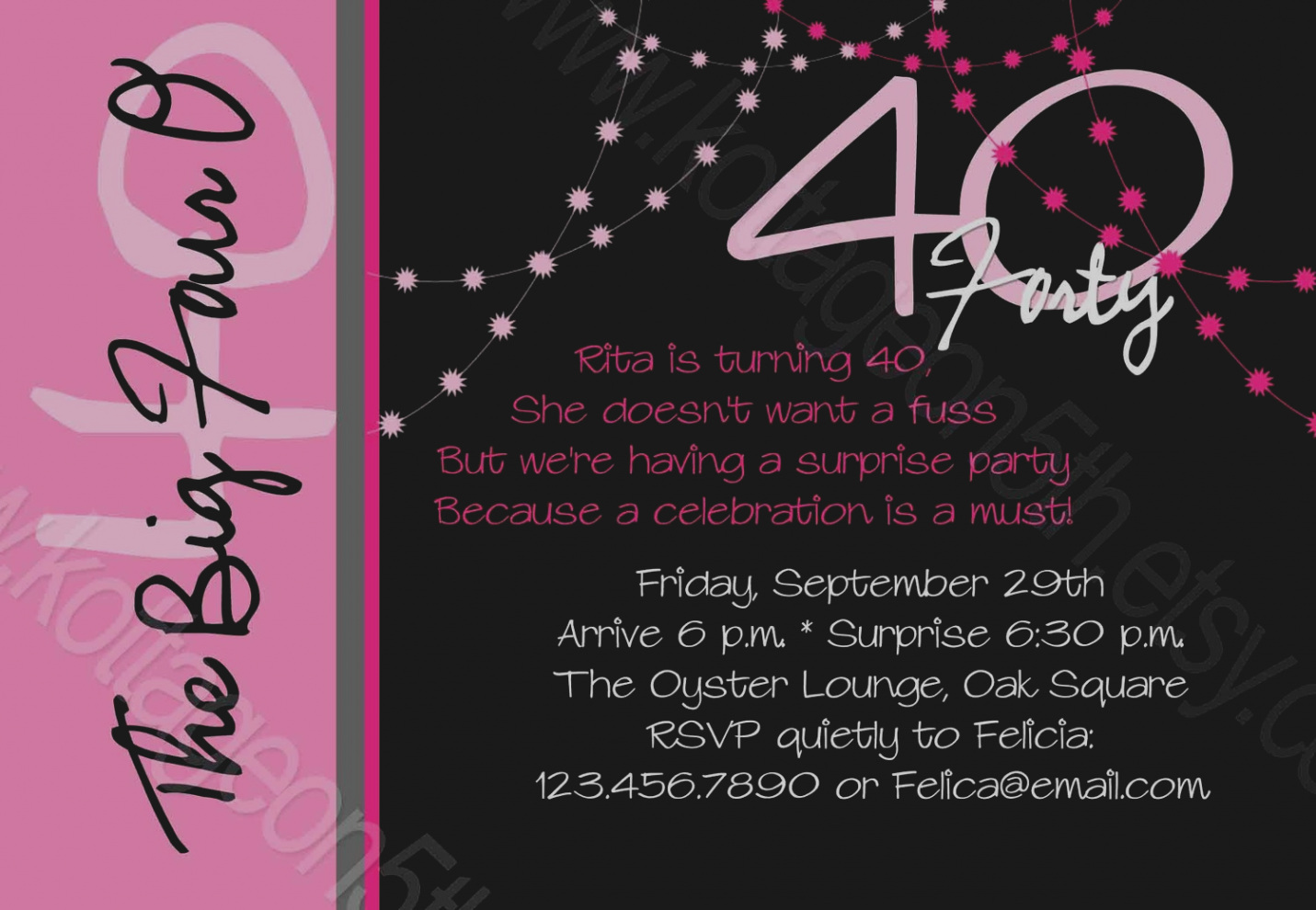 free 40th birthday invitations templates ; awesome-of-40th-birthday-invitation-templates-free-download-ideas-by-way