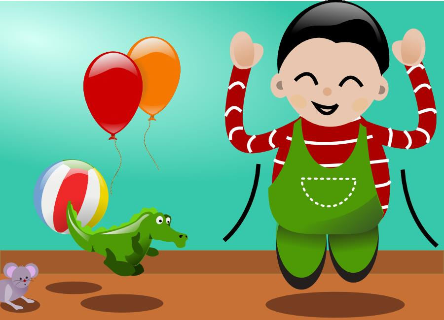 free animated birthday clip art ; birthday-boy