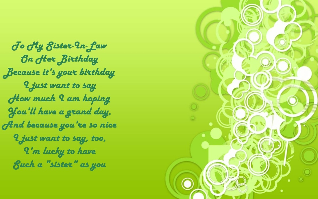 free birthday card verses ; to-my-sister-in-law_orig