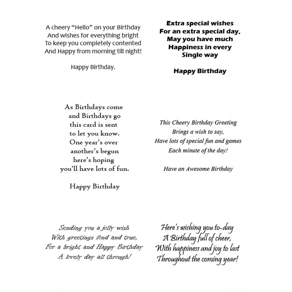 free birthday verses ; peel-off-birthday-verses-2-sticky-verses-for-handmade-cards-and
