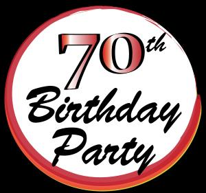 free clipart 70 birthday ; 70th-birthday-party-3