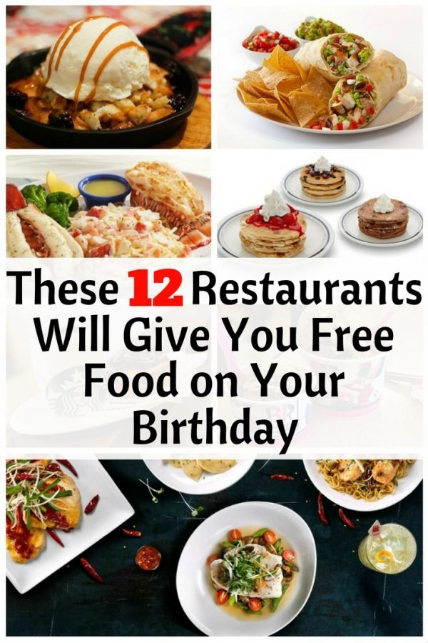 free food on your birthday ; These-12-Restaurants-2-600x900
