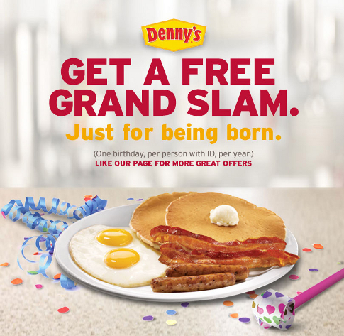 free food on your birthday ; dennys_birthday_grand_slam1