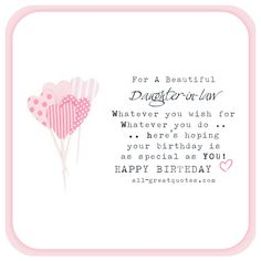 free happy birthday wish to daughter n law ; 18495c0ee7ffb31764e1eee64fb47c84--free-birthday-card-your-birthday