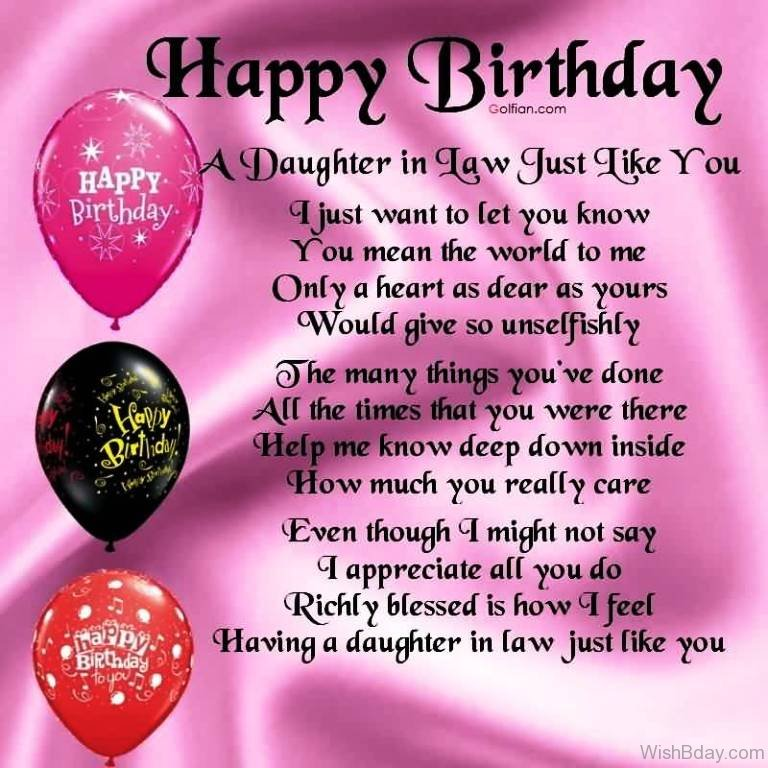 free happy birthday wish to daughter n law ; A-Daughter-In-Law-Just-Like-You-1