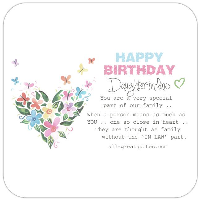 free happy birthday wish to daughter n law ; Free-Birthday-Cards-Daughter-In-Law-You-are-a-very-special-part-of-our-family